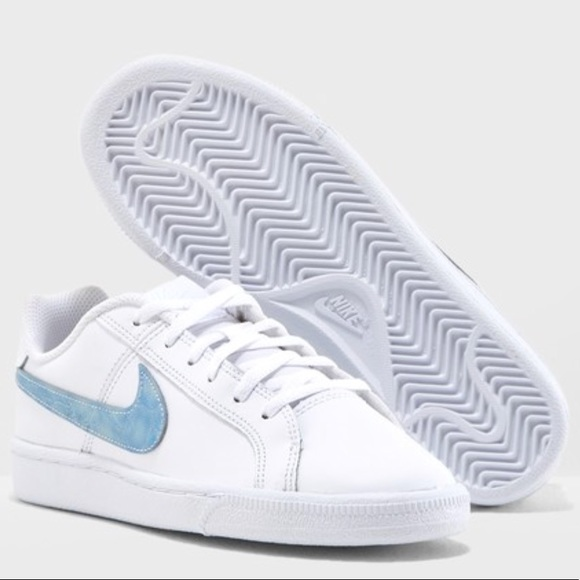 newest collection a4ee3 ec3b4 NIKE COURT ROYALE CLASSIC WOMENS SHOES WHITE NEW